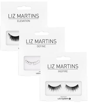 Liz Martins Lashes - The Collection