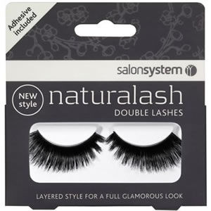 Salon System Naturalash Double Lashes 204