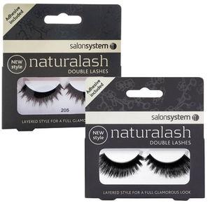 Salon System Naturalash Double Lashes