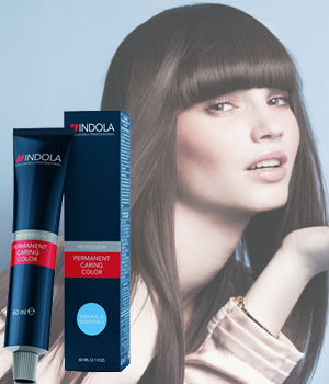 Indola Profession Permanent Caring Colour - Natural & Essentials