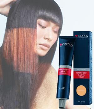 Indola Profession Permanent Caring Colour - Contrast