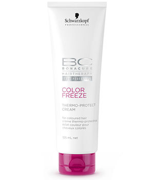 Schwarzkopf BC Bonacure Color Freeze Thermo Protect Cream