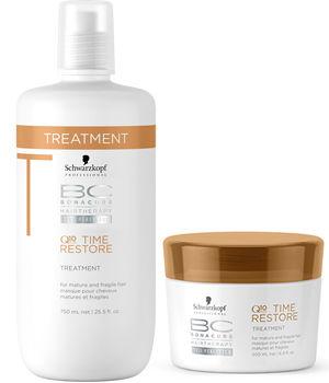 Schwarzkopf BC Bonacure Q10 Plus Time Restore Treatment