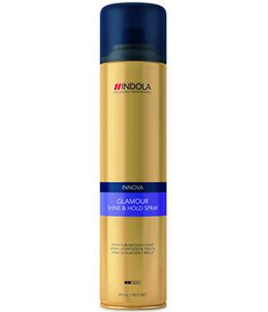 Indola Innova Glamour Shine & Hold Spray