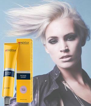 Indola Profession Blonde Expert Pastel Toners