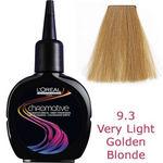 9.3 Very Light Golden Blonde