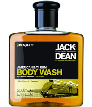 Jack Dean American Bay Rum Body Wash