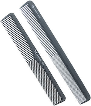Head-Gear Carbon Cutting Combs