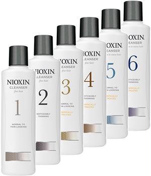 NIOXIN Cleanser Shampoo