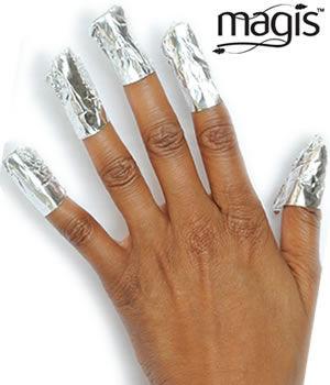 Magis Foil Nail Wraps
