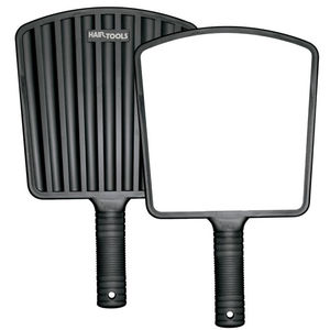 Hair Tools ECO Black Hand Mirror
