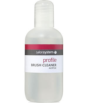 Salon System Profile Brush Cleaner
