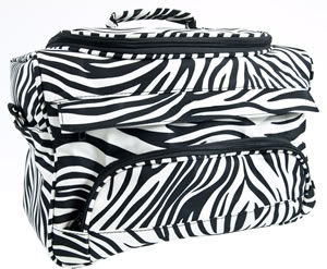 CoolBlades Zebra Tool Bag