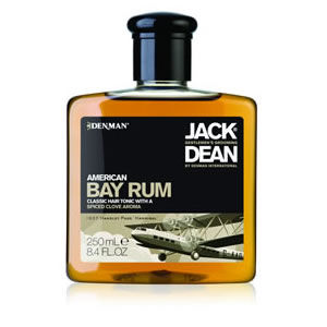 Jack Dean American Bay Rum Hair Tonic