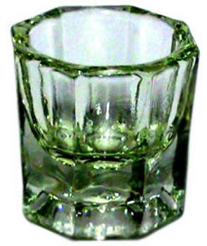 Tint Lash Glass Mixing Dish