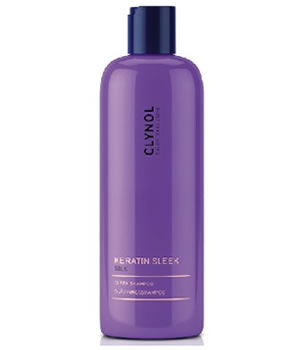 Clynol Keratin Sleek Silk Shampoo