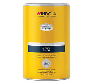 Indola Profession Blonde Expert Visible Blonde Gel Bleach