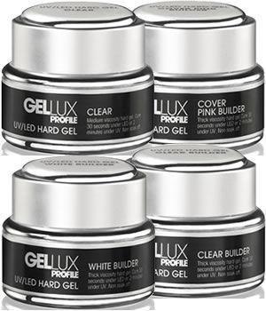 Salon System Gellux Profile UV/LED Hard Gels