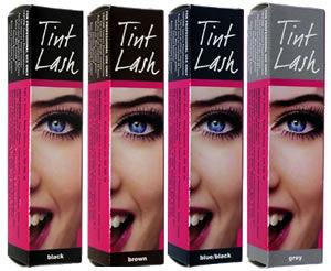 Tint Lash Eyelash Colouring Creme ( Blue/Black or Grey)