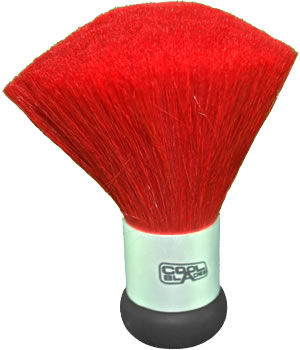 CoolBlades Scarlet Neck Brush