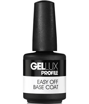 Salon System Gellux Profile Easy Off Base Coat