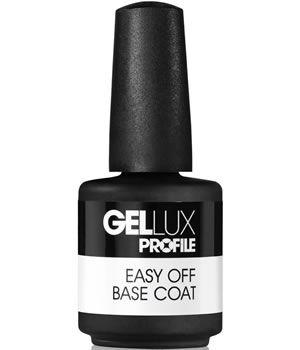 Salon System Gellux Profile Easy Off Base Coat
