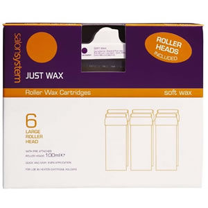 Salon System Just Wax Large Roller Wax Cartridges