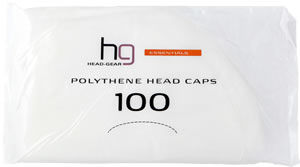 Head-Gear Polythene Head Caps
