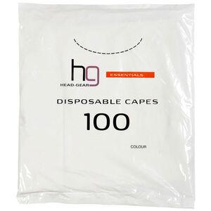 Head-Gear Disposable Shoulder Capes