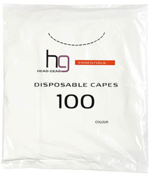 Head-Gear Disposable Capes