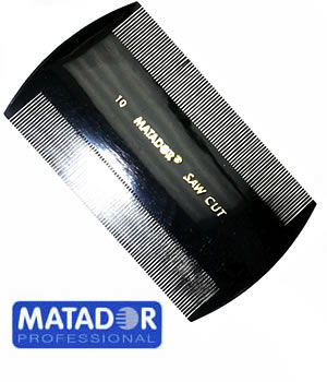 Matador MC10 Dust Comb