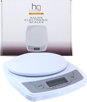 Head-Gear Salon Electronic Scales
