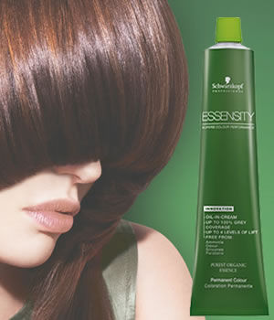 Schwarzkopf ESSENSITY Colour Cream - Fashion & Cover