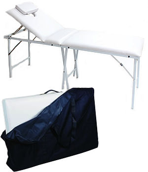 Crewe Orlando Portable Waxing & Massage Couch