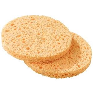 Sibel Damp Vegetable Make-Up Sponges