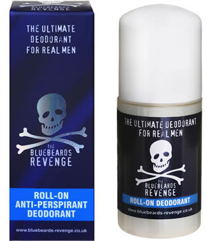 The Bluebeards Revenge Roll-On Anti-Perspirant Deodorant