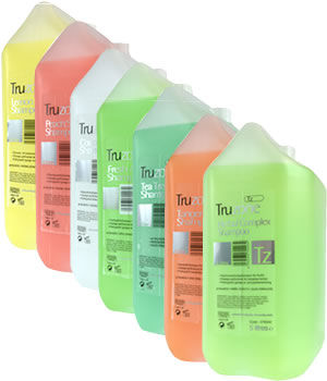 Truzone 5-litre Salon Shampoos with Natural Extracts
