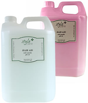Style Care Hair Aid with Lanolin Conditioner