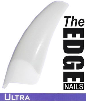 The EDGE Nails Ultra Nail Tips - All Sizes