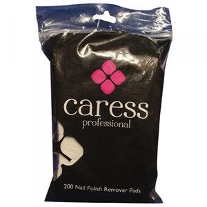 Caress Nail Polish Remover Pads x200