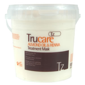 Trucare Almond Oil & Henna Treatment Mask