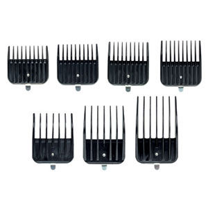 Andis Set of 7 Combs for Excel or Ultra Advanced (#21684)