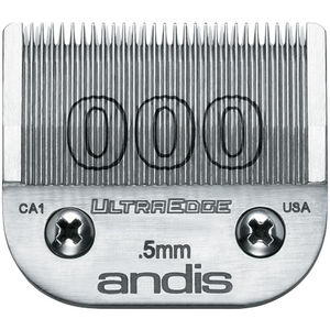 Andis UltraEdge or CeramicEdge Detachable Blades (fit Wahl & Oster too)