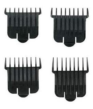 Andis Set of 4 Combs for Outliner / Superliner / T-Liner (#23575)