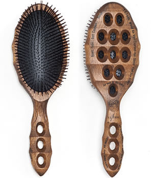 YS Park Tortoise Brush