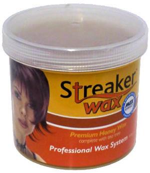 Streaker Wax Premium Honey Wax 450g