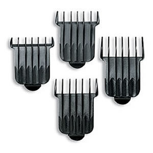 Andis Set of 4 Combs for T-Edjer II/Slimline Pro
