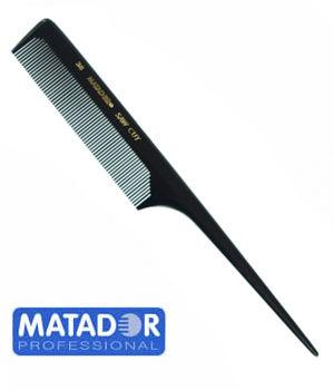 Matador MC38 Fine-Toothed Tail Comb (205 mm)