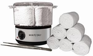 Beauty Pro Hot Towel Steamer