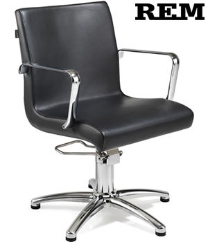 REM Ariel Styling Chair - Black